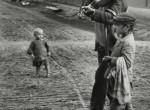 Thumbnail image: Blind musician, Abony, Hungary, 1921