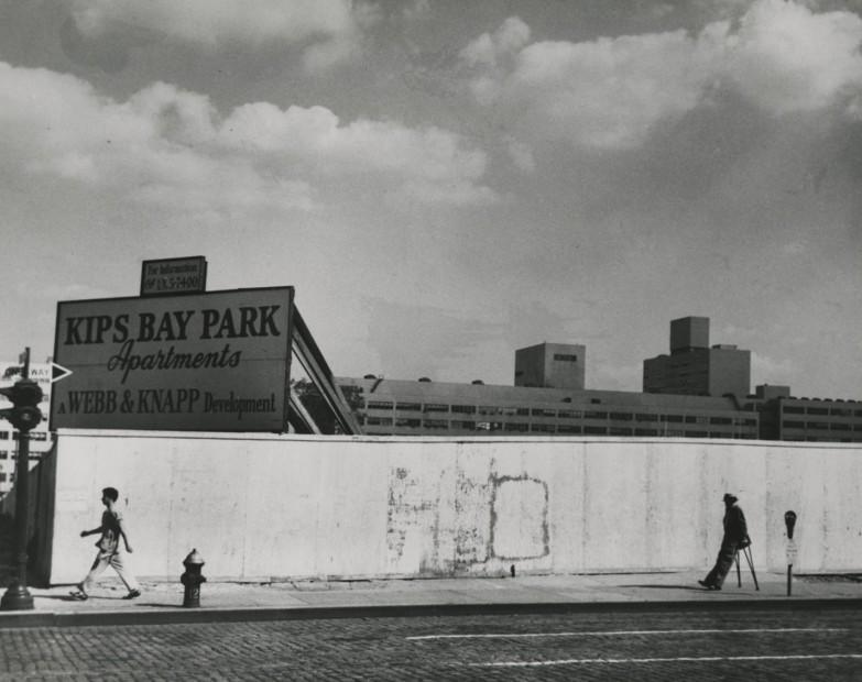 New York, 1958