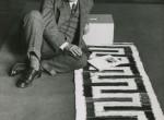 Sergei M. Eisenstein, Paris, 1930