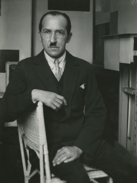 Piet Mondrian, Paris, 1926