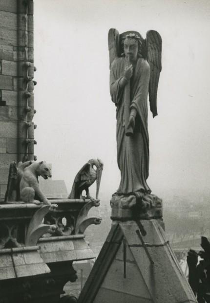 Notre-Dame de Paris, 1928