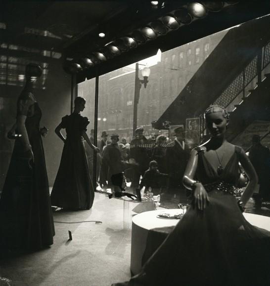 Edmund Teske<br>Mannequins in Chicago Window, n.d.
