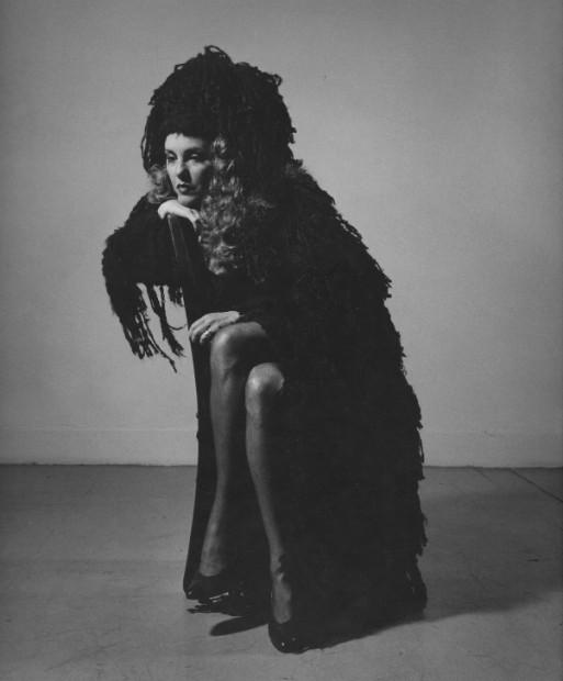 Peter Hujar<br>Madeline Kahn, 1981
