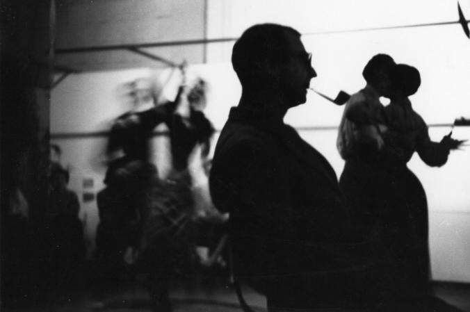 Tom Rago<br>Student Dance Series, 1953-57