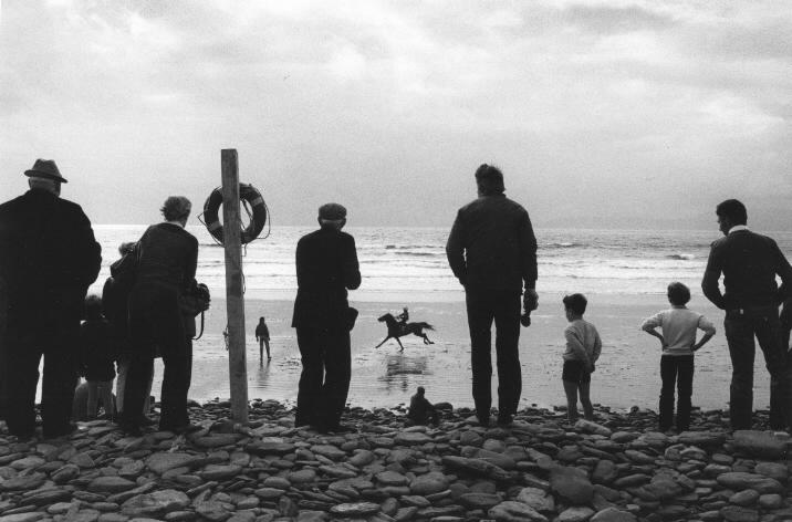 Glenbeigh Races, County Kerry, Ireland, 1982