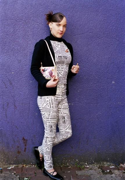 Fashion Magazine: Essex Girls, 2005