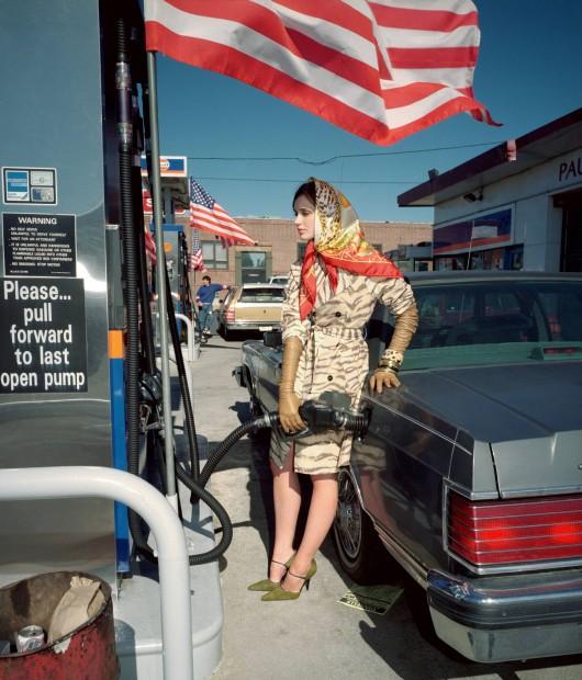 Fashion Magazine: Fashion Shoot, New York, 1999
