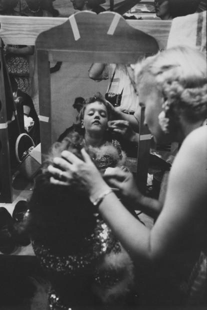 Elliott Erwitt<br>Arkansas Beauty Show, 1953