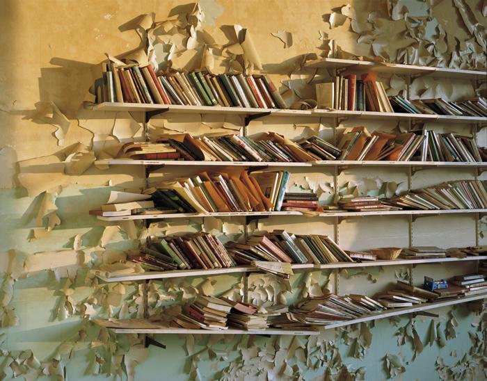 Catholic School Library Cabrini-Green,  2008