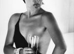 Thumbnail image: Helmut Newton<br>Paloma Picasso, Saint Tropez, 1973