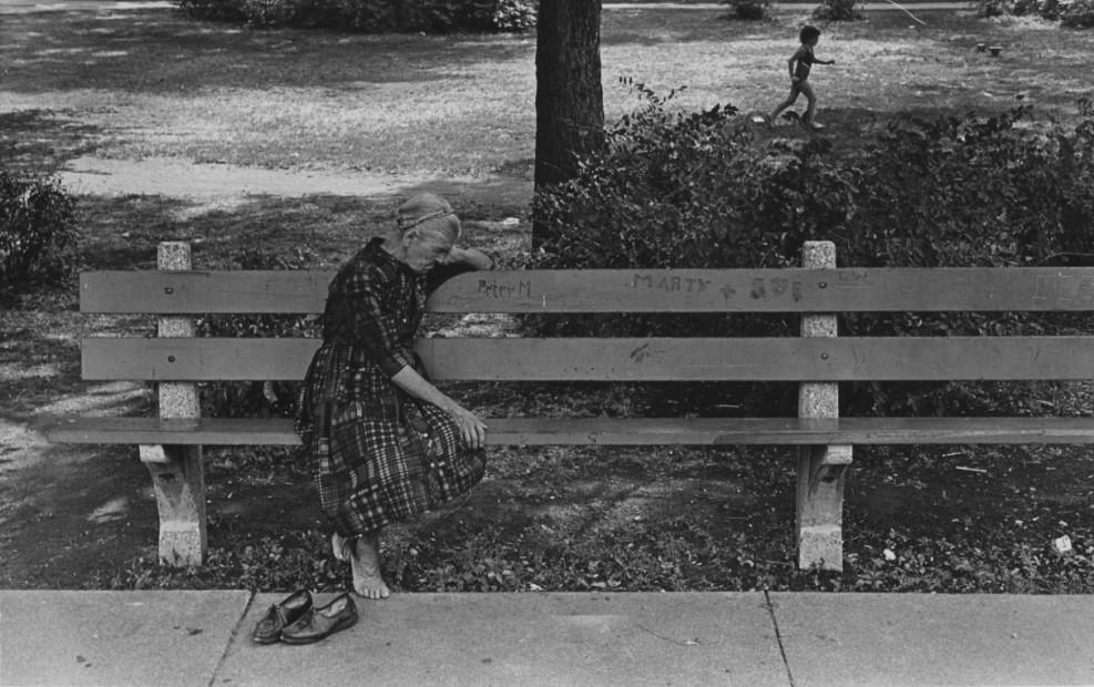 Jay King  Hohner [Horner] Park, Chicago, 1965