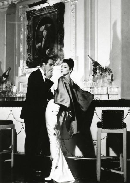 Victor Skrebneski<br>Pump Room, 1953