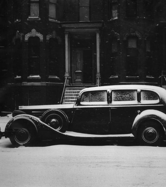 Yasuhiro Ishimoto <br>Chicago, 1950