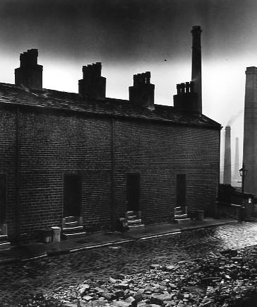 Bill Brandt<br>East Durham, c. 1937