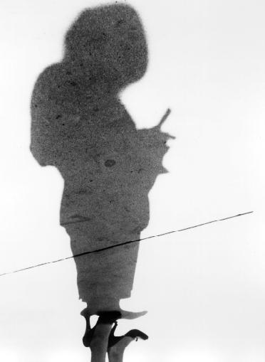 Marvin Newman<br>Michigan Avenue, Chicago, 1951