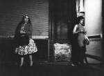 Thumbnail image: Marvin Newman<br>Rue St. Denis, Paris, 1960
