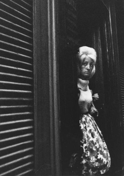 Marvin Newman<br>Rue St. Denis, Paris, 1960