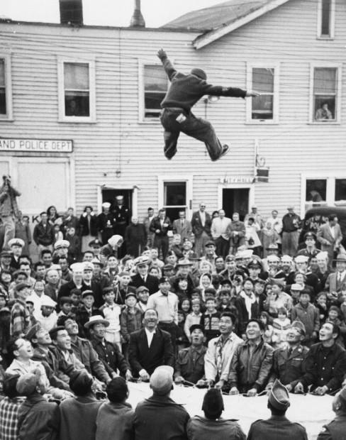 Marvin Newman<br>Nome, Alaska, 1954