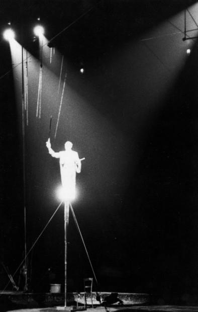 Marvin Newman<br>Ringling Bros. Barnum