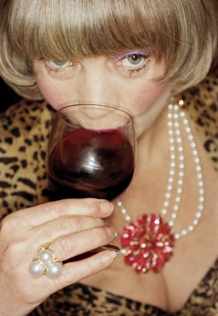 Martin Parr<br>Fashion Magazine: Reines de la Nuit, 1999