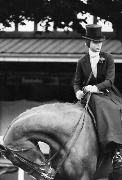 Brian Seed<br>Female Equestrian, 1963