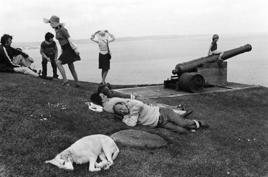 David Hurn<br>Tenby, Wales, 1974