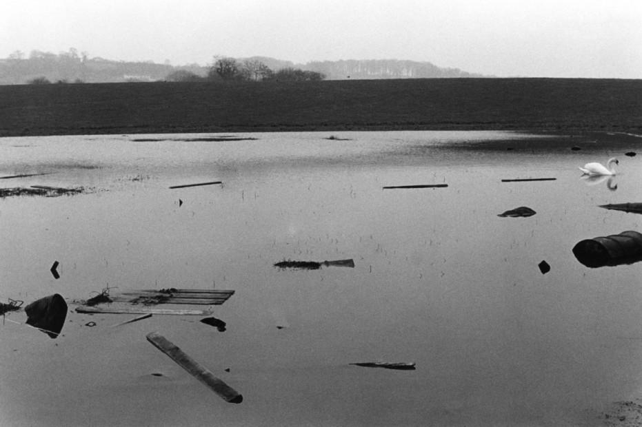 David Hurn<br>Cardiff, Wales, 1974