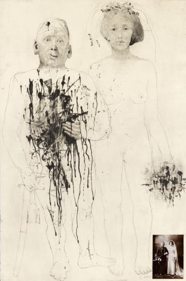 Soldier & Bride, 1980