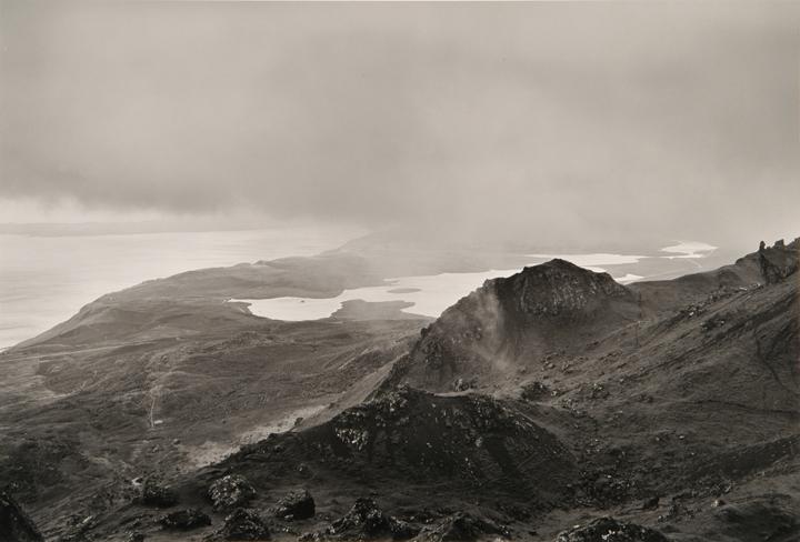 The Storr, Isle of Skye, Scotland, II, 1981