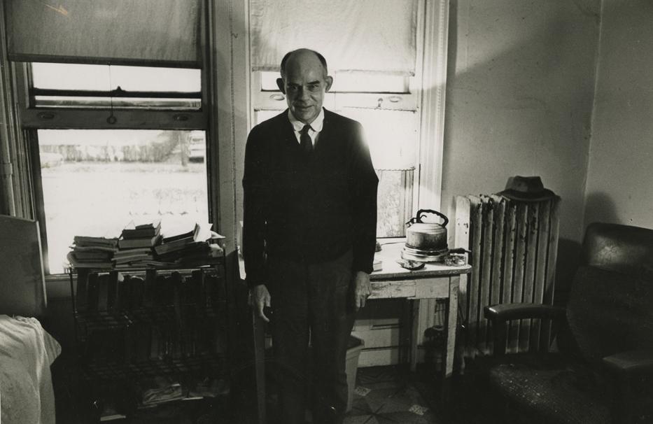 Alfred Starr Hamilton, c.1970