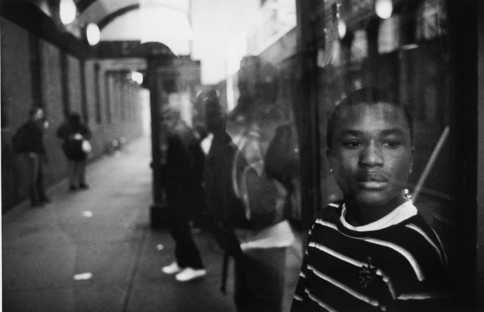 Alex Webb, Downtown, 2012