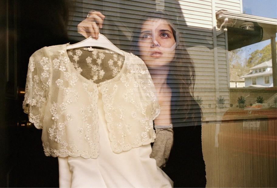Rebecca Norris Webb, Amanda and her Flower Girl Dress, 14621 Neighborhood, 2012
