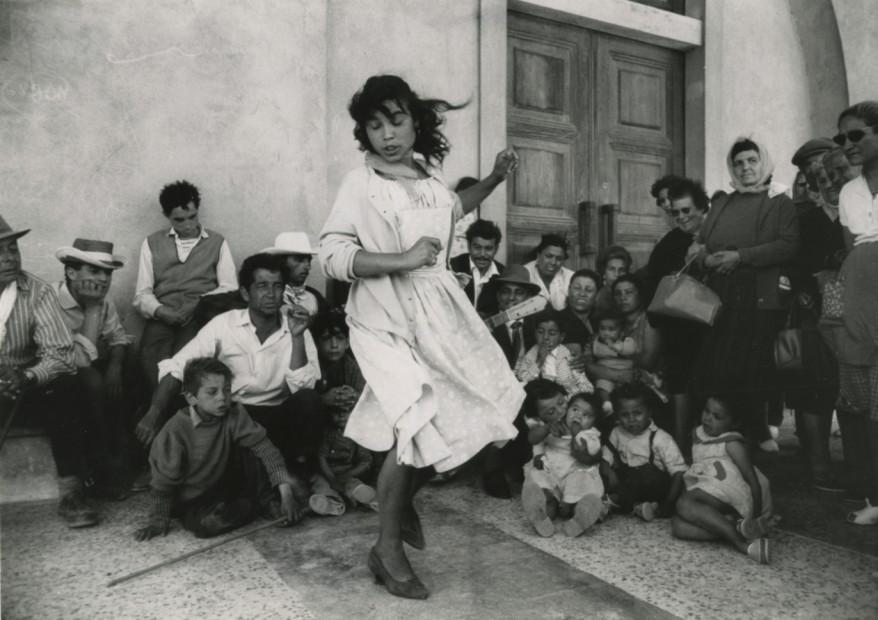 Gitane, Pélerinage aux Saintes-Maries-de-la-Mer, 1960