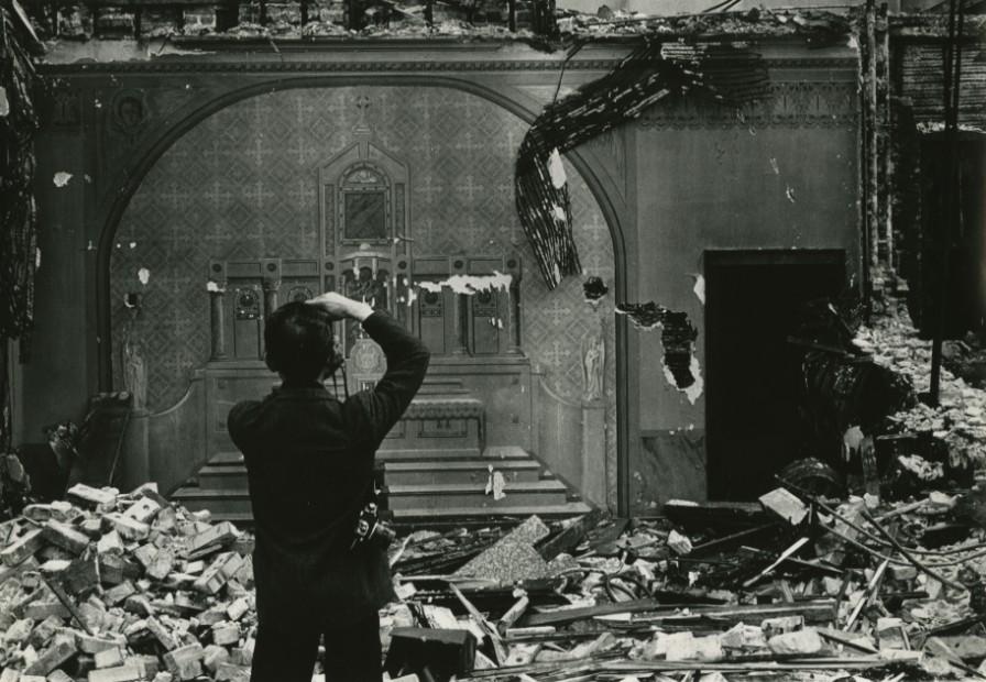Yasuhiro Ishimoto, Chicago, Late 1950s