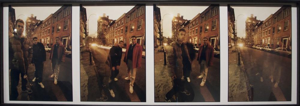 Adam Yauch a.k.a Nathaniel Hörnblowér, Bedford Street, Dusk, NYC