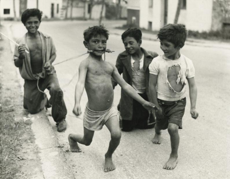 Espagne (Spain), 1954