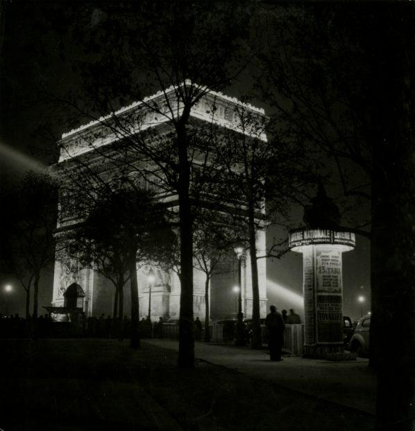 Paris, 1958