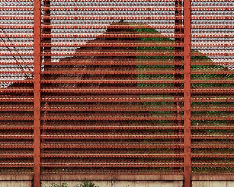 Pet Coke, Caofeidian Industrial Area, China 2010