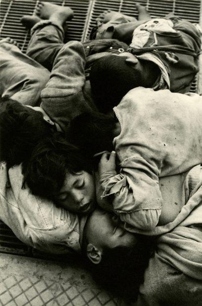 Sergio Larrain <br> Santiago, Chile, 1955