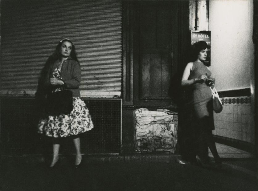 Rue Saint-Denis, Paris, 1960