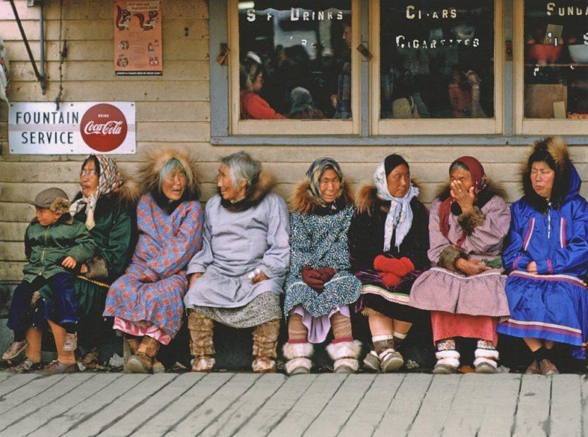Alaska, 1954