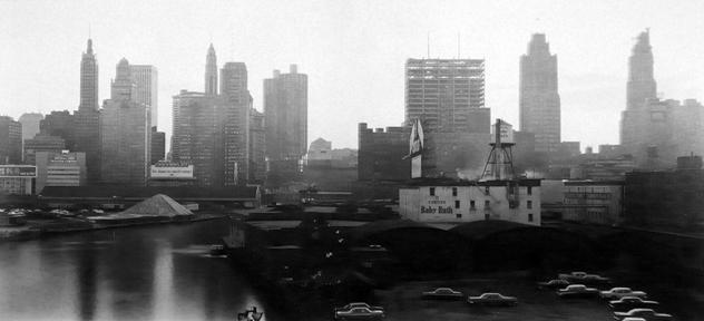 Art Sinsabaugh<br>Chicago Landscape #63, 1964