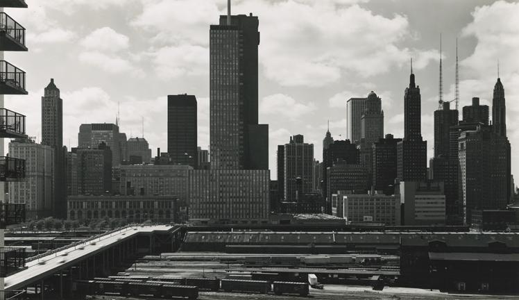 Art Sinsabaugh<br>Chicago Landscape #292, 1966