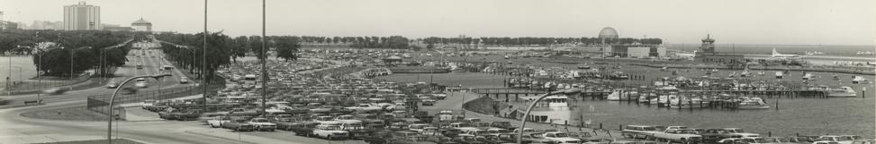 Art Sinsabaugh, Chicago Landscape #84, 1964