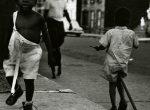 Thumbnail image: Yasuhiro Ishimoto<br>Untitled, Chicago, 1950s