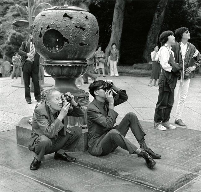 Ken Bloom<br>Kamakura, July 1977