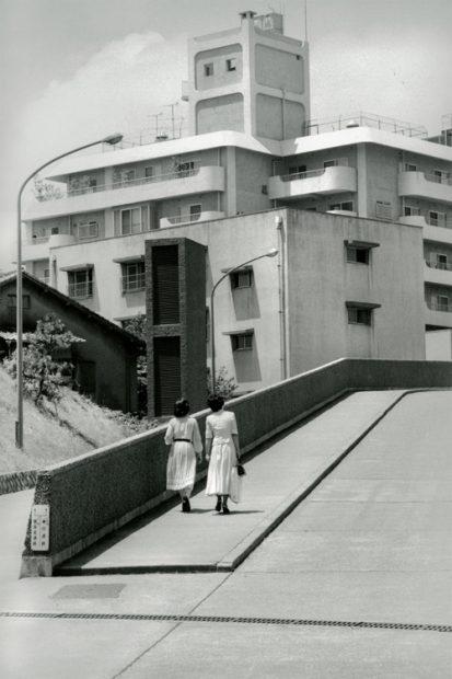 Ken Bloom<br>Kamiyacho, Tokyo, July 1976