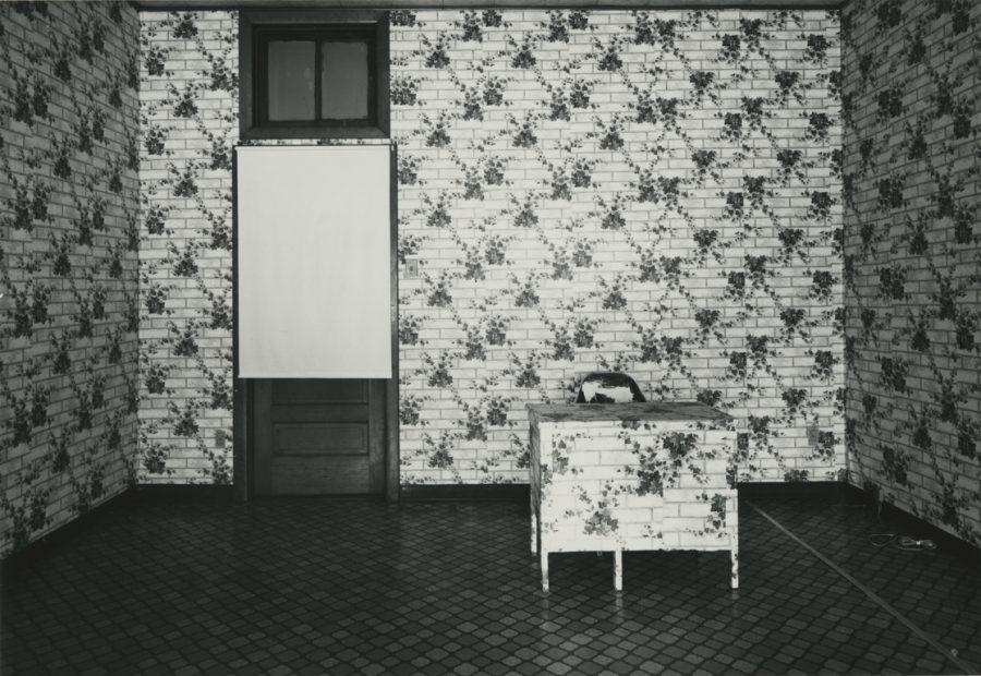 Lynne Cohen<br>Office, 1980