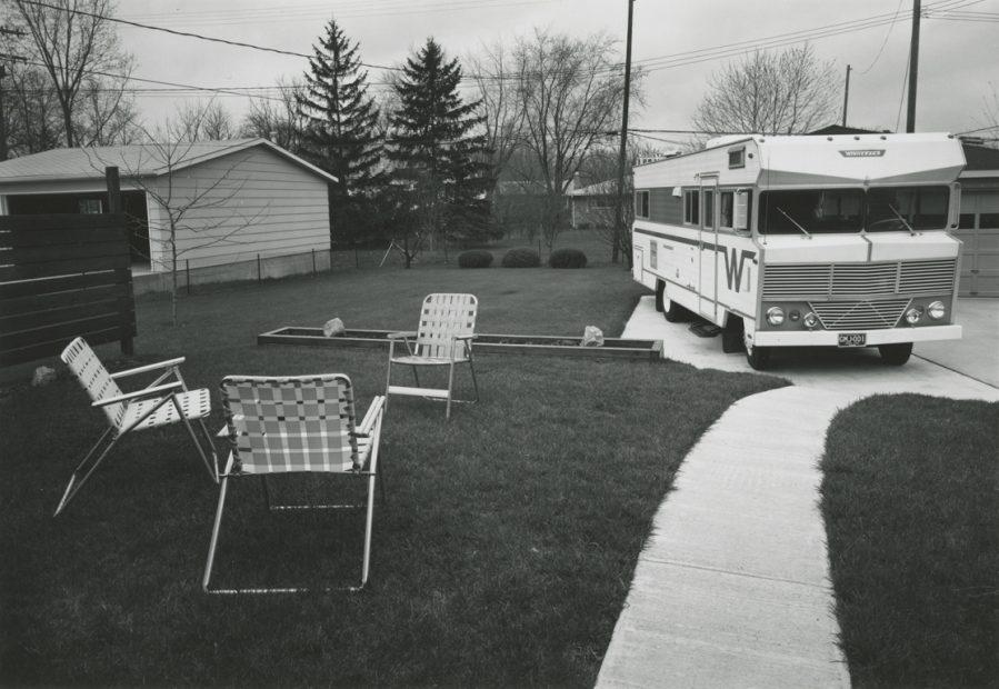 Lynne Cohen<br>Real Estate, Ann Arbor, 1972