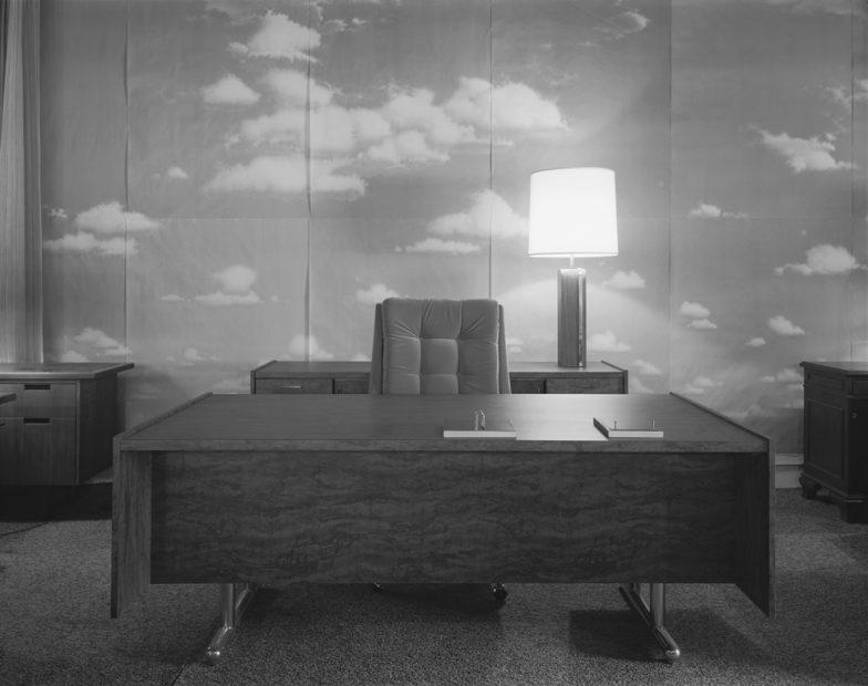 Lynne Cohen<br>Corporate Office, 1975-76